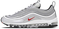 Мужские кроссовки Nike Air Max 97 OG QS Metallic Silver
