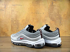 Мужские кроссовки Nike Air Max 97 OG QS Metallic Silver, фото 2