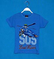 Детские футболки для мальчиков 110-128 см, Футболки для мальчиков интернет магазин