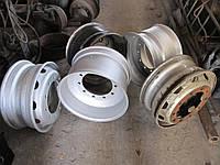 Колесные диски на полуприцеп, Тягач оригинал Б/у  ( R22.5Х11,75 R22.5X8,5 R22.5X9 ) ОТ-1500-2200грн