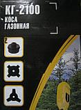 Коса газонная Партнер КГ-2100, фото 2