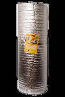Полотно изоляционное с ламинацией Теплоизол 100см х 50м х 4,0мм