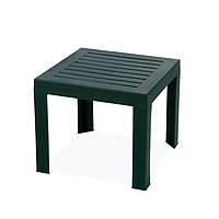 Столик для шезлонга Papatya Suda темно-зеленый, фото 1