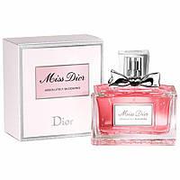 Женская туалетная вода Miss Dior Absolutely Blooming Christian Dior 100 мл