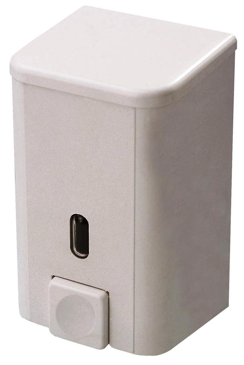 Диспенсер для жидкого мыла 0,5 л (белый), Prima Nova, SD01