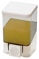 Диспенсер для жидкого мыла 0,5 л (прозрачный), Prima Nova, SD02