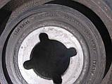 Шкив коленвала 7701385 демпферный б/у на Fiat Ducato 1.9d, td 1989-1994 год (5 ручейков), фото 2