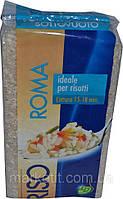 Рис для ризотто Riso Roma, Италия 1 кг