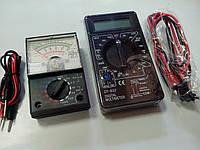Мультиметр тестер, контрольно-измерительный прибор