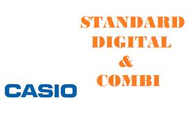 STANDARD DIGITAL AND COMBI