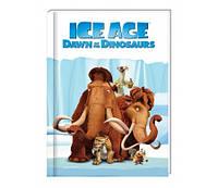 Блокнот А5, 80 л  картон с поролоном Ice Age  IA09270-02 (IA09270-02 x 116376)