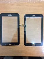 Тачскрін (сенсор) для Samsung GALAXY Tab 3 T111 чорний Оригінальний