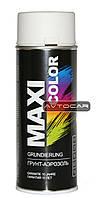 Акриловый грунт Maxi Color ✔ цвет: белый ✔ 400мл.