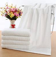Полотенце махровое банное 70*140 см (500 гр/м²) белое