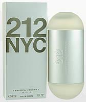 Туалетна вода Carolina Herrera 212 NYC EDT 60 ml