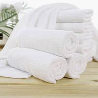 Полотенце для отелей махровое 50х90 (500 гр/м²)