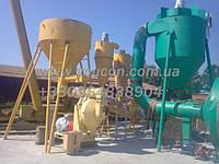 Линия гранулирования (производство топливных гранул) Производство пеллет