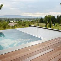 Накрытие роллетное для бассейнов max 5х25м или 6х21м Del ROLLFIT
