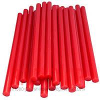 Клей красный 11мм  длинной 30см