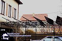Гібридна СЕС 10 кВт м. Чорноморськ