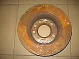 Тормозной диск D=282 б/у на VW Transporter 4 год 1990-2003 , фото 3