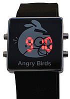 Светодиодные Часы Angry Birds