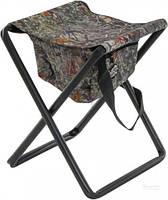 Складной стул на металлокаркасе SK1103, допустимая масса 100 кг, камуфляж, ручка