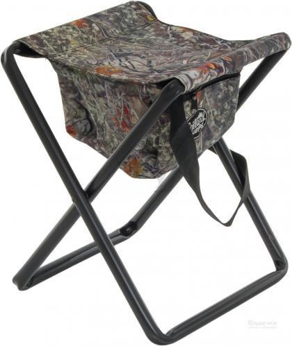 Складной стул на металлокаркасе SK1103, допустимая масса 100 кг, камуфляж, ручка - Сто грамм в Киеве
