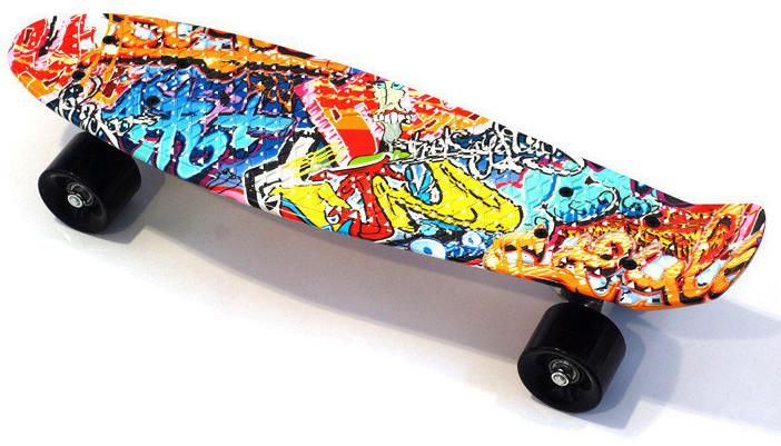 Скейт TILLY BT-YSB-0027