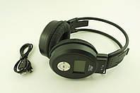 Наушники беспроводные Sport радио (mp3 ) MJ-168