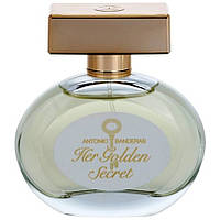 Туалетна вода Antonio Banderas Her Golden Secret EDT 50 ml