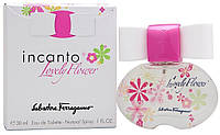 Туалетна вода Salvatore Ferragamo Incanto Lovely Flower EDT 30 ml