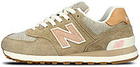 Женские кроссовки New Balance Buty 574 Beach Cruiser Pack Beige
