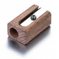 Точилка деревянная Tropic, 1 лезвие Optima O40675 (O40675 x 118011)