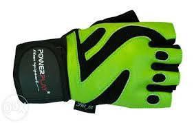 Мужские перчатки для занятий спортом и езды на велосипеде
