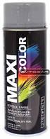 Акриловая краска Maxi Color ✔ цвет: серый ✔ 400мл.