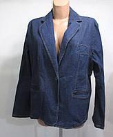 Пиджак джинсовый Kaleidoscope, 44 (18), Как Новый!