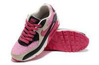 Nike Air Max 90 Pink Black Grey