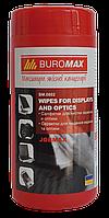 Салфетки для экранов Салфетки для экранов та оптики JOBMAX Buromax BM.0802 (BM.0802 x 110581)