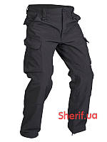 Брюки черные Softshell HOSE Explorer MIL-TEC  Black 11360002