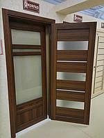 Двері соснові шпоновані екошпоном Корфад дизайни