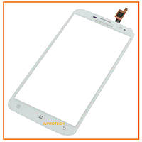 Сенсор (тачскрин) Lenovo A850 White Original