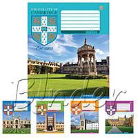 А5/24 кл. ЗУ CAMBRIDGE History -16 тетрадь ученическая