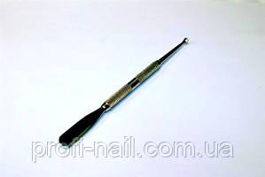 Пушер-лопатка ложка, пушер YRE PNC-04, инструменты для маникюра
