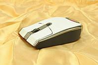Мышь компьютерная беспроводная MA-MTW09 USB + радио серебро