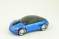 Мышь компьютерная беспроводная MT-W17 USB синяя