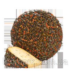 Сыр Boer'n Trots Pompoenpit карамельный вкус с тыквенными семечками (ореховый вкус)