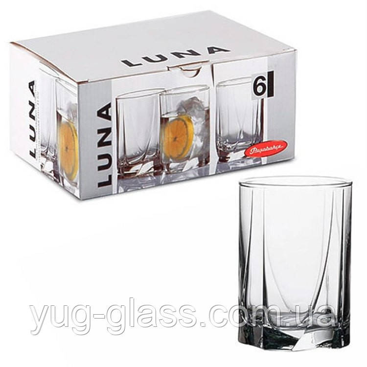 "Набор стаканов 255 мл ""Luna 42378"" 6 шт., фото 1"