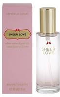 Туалетна вода Victoria's Secret Sheer Love EDT 30 ml