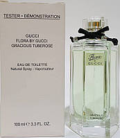 Туалетна вода Gucci Flora by Gucci - Gracious Tuberose EDT Tester 100 ml